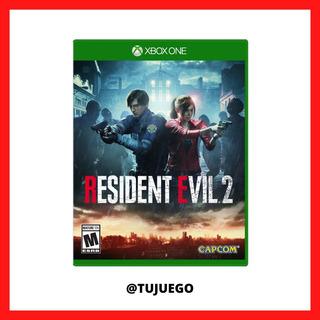 Resident Evil 2 Deluxe Xbox One - 100% Seguro