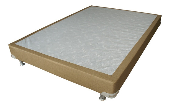 Box Bio Mattress Individual Beige