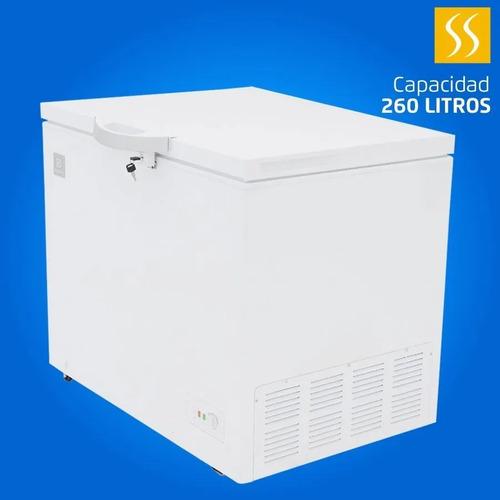 Congelador Horizontal Electrolux 260 Lt Uso Comercial Dual