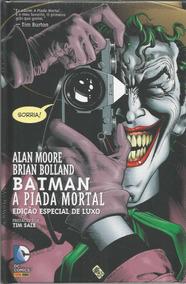 Batman A Piada Mortal Edicao De Luxo - Bonellihq D18