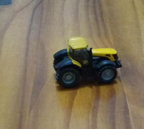 Miniatura Trator Agrícola Jcb