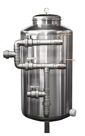 Filtros De Água Potável Aço Inox 304 Pirafiltro - Fci 15.000