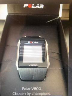 Polar V800 Negro Reloj Monitor Cardiaco Gps