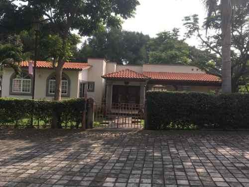 Casa En Renta Rancho Cortes, Cuernavaca