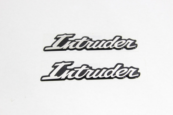 Kit Adesivo Lateral Suzuki Intruder 125 2002-2016 (020)