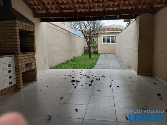 Casa Térrea - Jardim Maristela - Sp - 587005