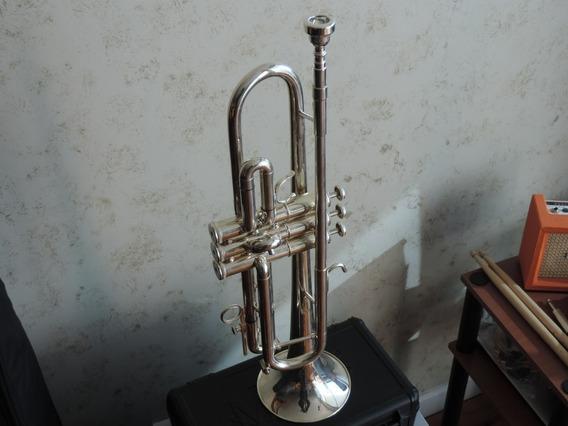 Trompeta Bb Getzen 700-sp Special | Silver Plated