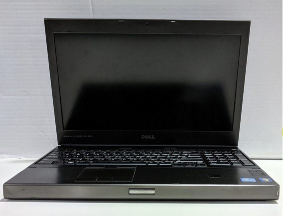 Notebook Dell Precision M4600 I7 32gb Ddr3 240gb Ssd Grade B