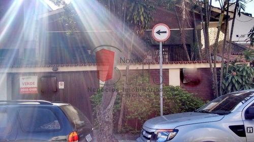 Imagem 1 de 15 de Casa - Parque Da Mooca - Ref: 2703 - V-2703