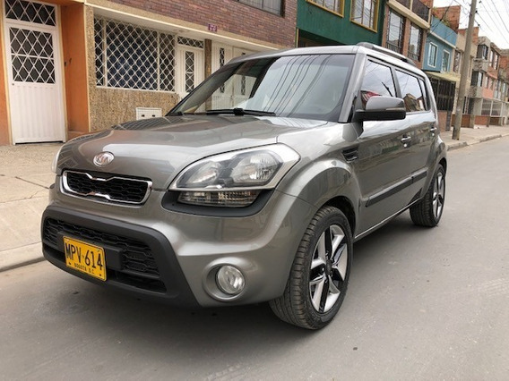 Kia Soul F.e 1600 At Six Pack