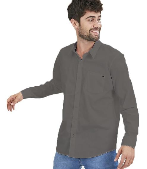 Camisa Manga Larga Algodon Muslim | Taverniti (22754)