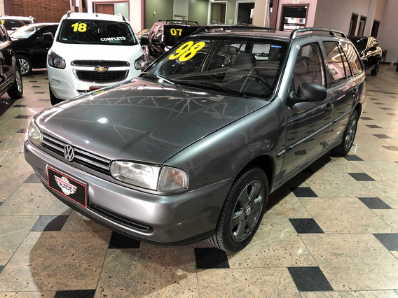 Volkswagen Parati 1.6 Mi Cl 8v Gasolina 4p Manual 1998