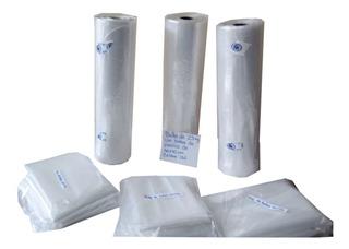Rollos De Bolsas Plásticas 50x70 Ropa Lavandería 25 Kilos