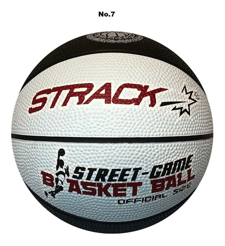 Imagen 1 de 3 de Balon De Basketball Hule