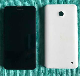 Celular Nokia 630 (rm 977) Impecable Pero No Prende.