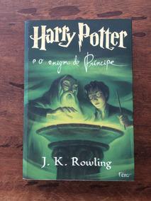 Harry Potter Dois Livros: A Ordem Da Fênix E O Enigma Do Pri