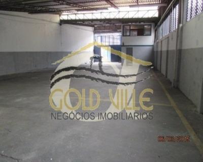 Galpão Industrial Para Locação, Jaguaré, São Paulo - Ga0655. - Ga0655