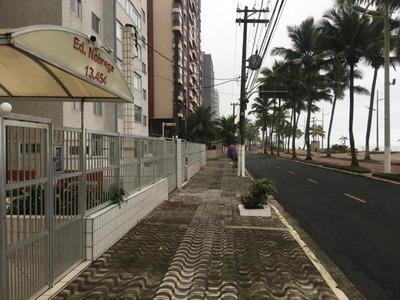 Apartamento 1 Dormitório Para Venda Em Praia Grande, Caiçara, 1 Dormitório, 1 Banheiro, 1 Vaga - 340