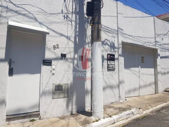Casa Térrea Para Locação No Bairro Vila Carrão, 1 Dorm, 40 M - 4597
