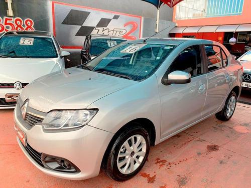 Renault Logan 1.6 Completo - Sem Entrada 48x R$924,00