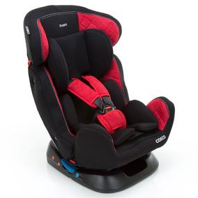 Cadeira Para Auto - De 0 A 25kg - Avant - Vermelho E Preto -