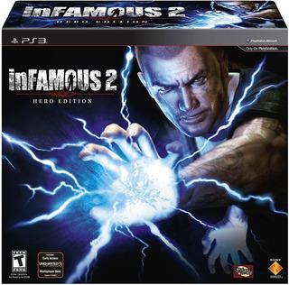 Infamous 2 Héroe Edición - Playstation 3