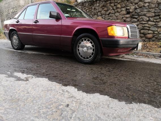 Mercedes Benz 190e Avantgarde Rosso Edicion Coleccion