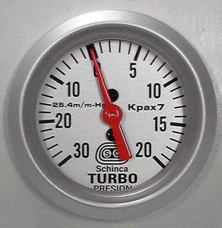 Manometro Presion De Turbo Schinca Articulo Universal - -
