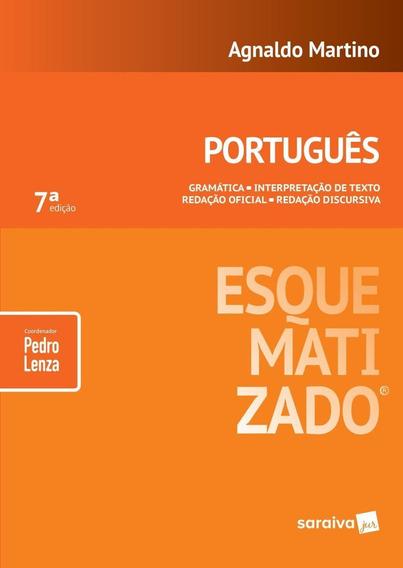 Português Esquematizado - Gramática, Interpretação De Te