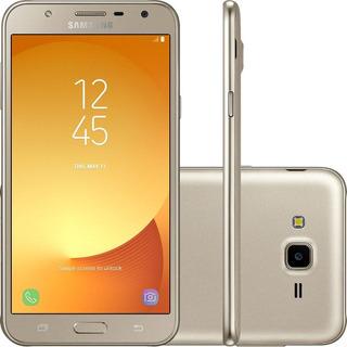 Samsung Galaxy J7 Neo Tv J701m 16/2gb 13mp Dourado Vitrine 1