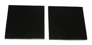 2 Mini Repisas Cuadradas P/ Decoración Adornos Porta-retratos Oficina Casa 30x30cm Liquidacion $239a