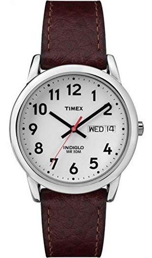 Reloj Timex Easy Reader Fechador Original