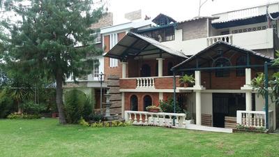 Casa De Campo - Alquiler Sector Tumbaco La Morita- 3 Pisos