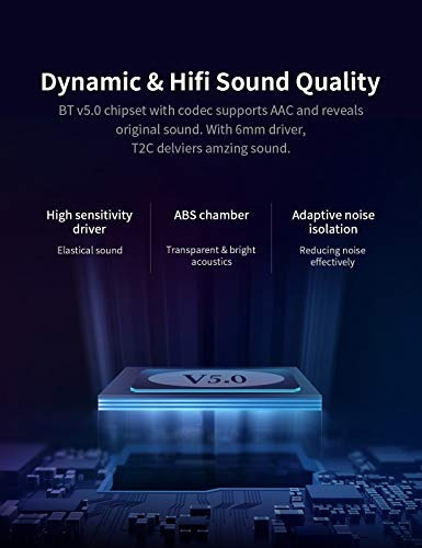 Audio Video Qcy Tws Auricular Bluetooth Amz
