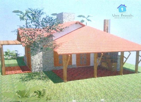 Casa Em Condomínio Fechado Na Praia De Coqueirinho! - Ca0452
