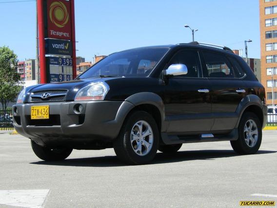 Hyundai Tucson Gl 2000cc Mt Aa Ab Abs