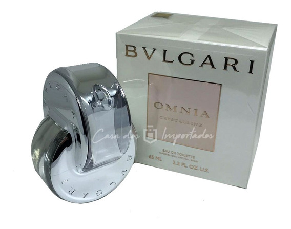 Omnia Crystalline Edt 65ml Feminino | Original + Amostra