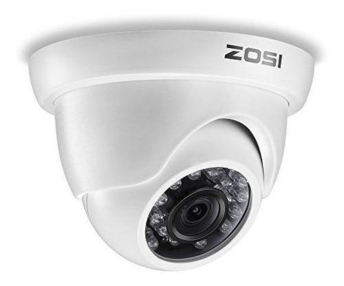 Camaras De Seguridad Zosi 720p Dome Hdtvi 10mp 1280tvl Siste