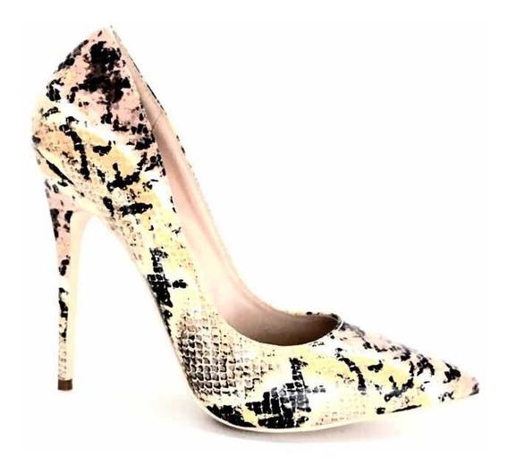 Zapatos Stilletos ****** Taco 12 Cm *******
