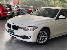 Bmw 316i 1.6 Sedan Turbo Gasolina Automático 2014 316i 14