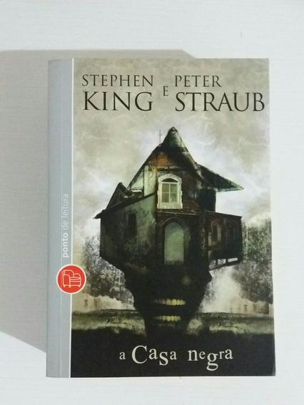Livro A Casa Negra Stephen King Seminovo
