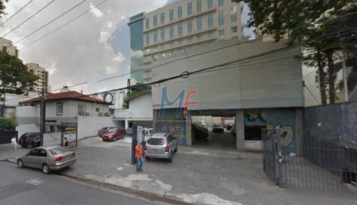 Imagem 1 de 1 de Ref  8277 - Terreno 800 M² Bom P/ Hotel ,hospital A 80 Mts Shop.ibirapuera! Não Aceita Permutas. - 8277