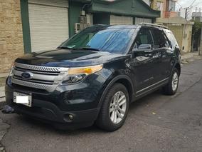 Ford Explorer 4x4 Full Xlt 2014 Oportunidad