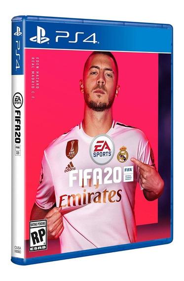 ..:: Fifa 20 ::.. Para Playstation 4 En Game Wow