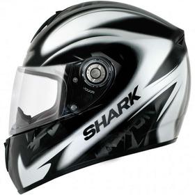 Capacete Moto Shark Rsi S2 Tricomposto Xena + Pinlock