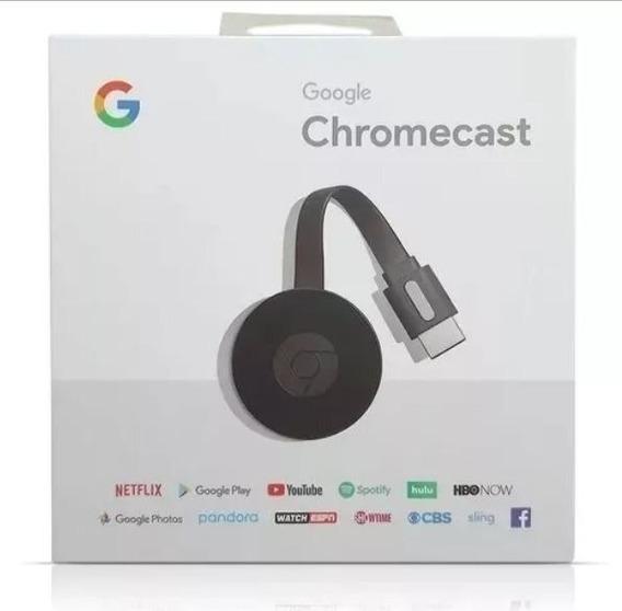 Google Chromecast 3ª Geração Original 1080p 2019