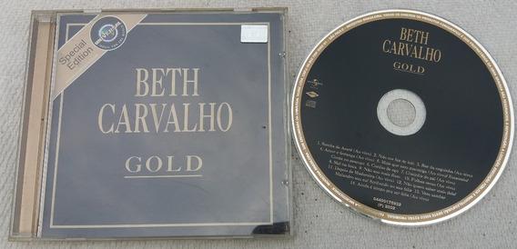 Cd Beth Carvalho Coleção Gold - Special Edition