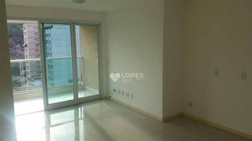 Imagem 1 de 12 de Apartamento Com 2 Quartos Por R$ 465.000 - Icaraí - Niterói/rj - Ap31337