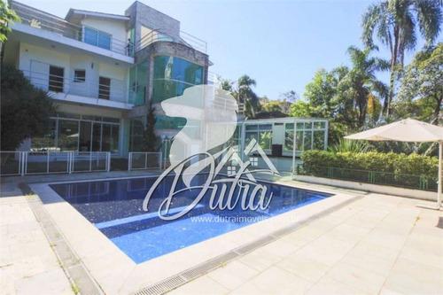 Imagem 1 de 15 de Casa Cidade Jardim 870m² 4 Suítes 6 Vagas - Fb28-51bd
