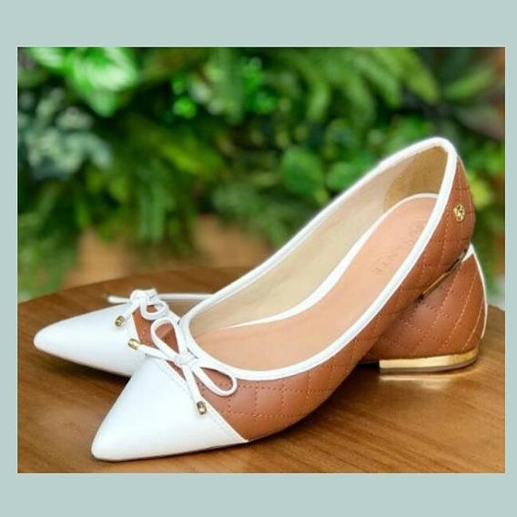 Sapatilha Feminina Bico Fino Santè Shoes